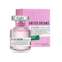 Benetton United Dreams Love Yourself For Women - بنتون یونایتد دریمز لاو یورسلف - 80 - 2
