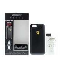 Scuderia Ferrari Black Iphone Case - فراری بلک اسکودریا کیس آیفون  - 50 - 2