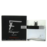 F by ferragamo Black - اف بای فراگامو بلک - 100 - 2
