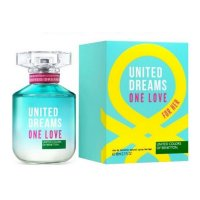 Benetton United Dreams One Love For Women - بنتون یونایتد دریمز وان لاو  -  - 2