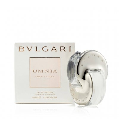 عکس دوم عطر اومنیا کریستالین 65 میل - تصویر دوم عطر Omnia Crystalline Eau de toilette  65ml