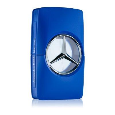 عکس عطر مرسدس بنز من بلو 100 میل - تصویر عطر Mercedes Benz man Blue TESTER 100ml