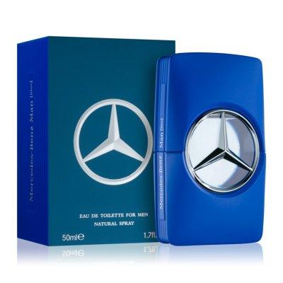 عکس دوم عطر مرسدس بنز من بلو 100 میل - تصویر دوم عطر Mercedes Benz man Blue 100ml