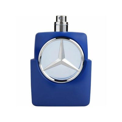 عکس دوم عطر مرسدس بنز من بلو 100 میل - تصویر دوم عطر Mercedes Benz man Blue TESTER 100ml