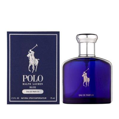عکس دوم عطر پلو بلو ادو پرفوم 125 میل - تصویر دوم عطر  Polo Blue Eau de Parfum  125ml