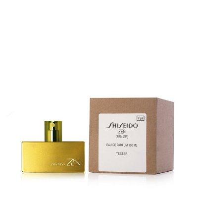 عکس دوم عطر زن شیزسدو 100 میل - تصویر دوم عطر Zen Shiseido TESTER 100ml