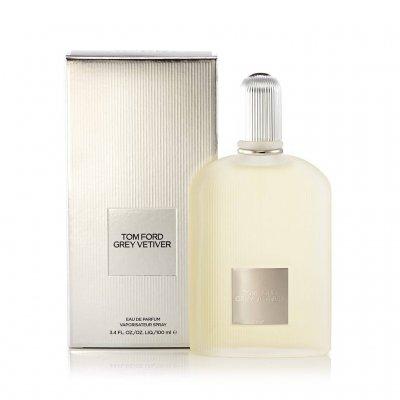 عکس دوم عطر گری وتیور ادو پرفوم 100 میل - تصویر دوم عطر Grey Vetiver Eu de parfum 100ml